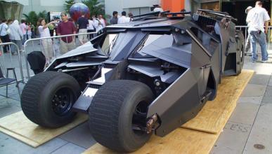 Un Batmóvil disputará la Gumball 3000