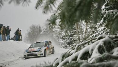 Arranca el Rally de Suecia 2013, ¡puro hielo!