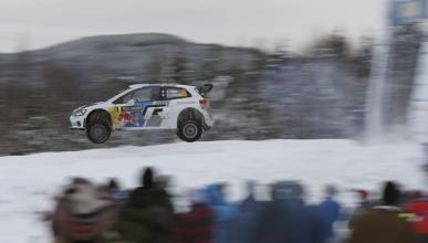 Ogier, nuevo líder en el Rally de Suecia 2013