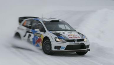 Ogier domina el Rally de Suecia 2013