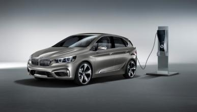 BMW Active Tourer Concept enchufable