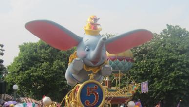 Colocan señales que alertan de cerdos y elefantes voladores
