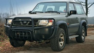 Nissan Patrol GR de segunda mano: esconde sorpresas