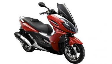 Kymco K-XCT: un nuevo scooter deportivo