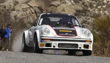 Carlos Sainz y Luis Moya ganan el Rally de España Histórico