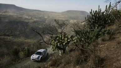 Rally de México 2013: Ogier mantiene su dominio