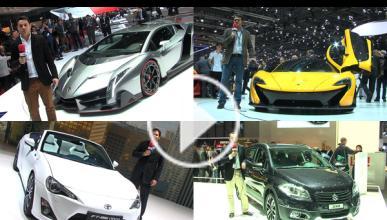 Todos los vídeos de AUTO BILD en el Salón de Ginebra 2013