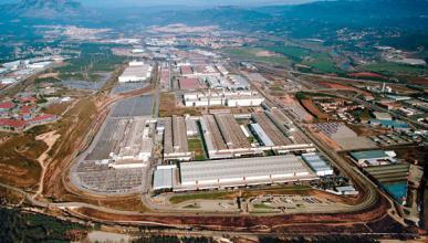 España, segunda en el ránking de productores de automóviles