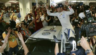 Ogier logra la victoria sobre la tierra del Rally de México