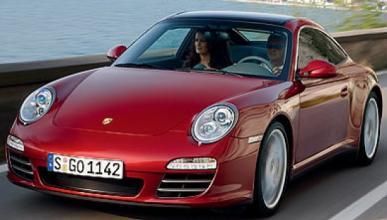 Porsche 991 Targa, ¡cazado!