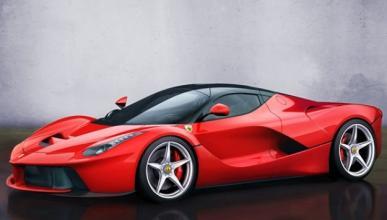 Ferrari lanza sitio web de LaFerrari en español