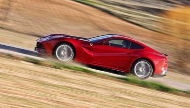 Ferrari F12 berlinetta barrido