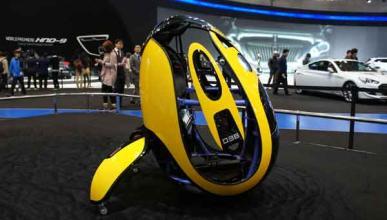 Hyundai E4U, un huevito con ruedas