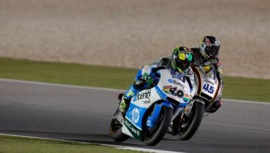 GP Qatar 2013: Espargaró ya es líder de Moto2