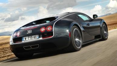 ¿El Bugatti Super Veyron de 1.600 CV está cerca?