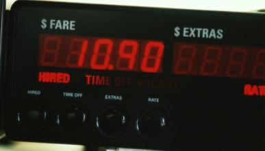 El taxi que te ahorra dinero cuando frena
