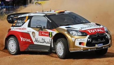 Comienza el Rally de Portugal 2013