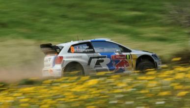 Rally de Portugal 2013, Ogier golpea primero