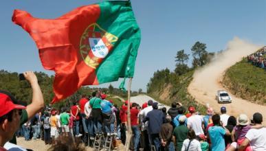 Volkswagen domina en el Rally de Portugal 2013