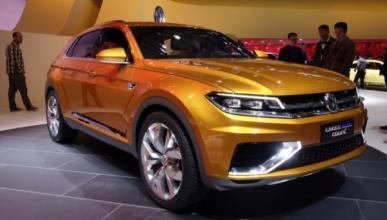 VW CrossBlue Salón Shanghai 2013