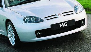 ¡Vuelve el MG Roadster!