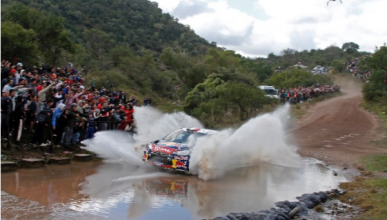 Loeb regresa en el Rally de Argentina 2013