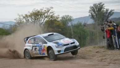 El Rally de Argentina 2013 tiene nuevo líder: Ogier