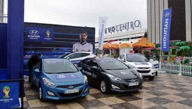 Hyundai inicia un 'road show' sobre el Mundial de Fútbol