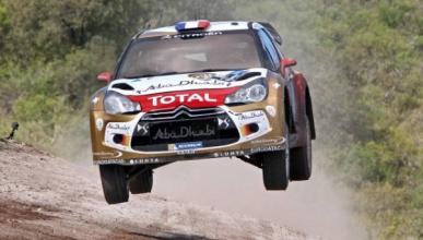 Octavo triunfo para Loeb en el Rally de Argentina 2013