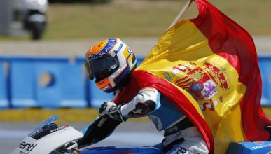 GP de España 2013: Tito Rabat se estrena en Jerez