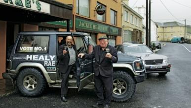 Los rebeldes de Kerry. Alcohol y conducción en Irlanda