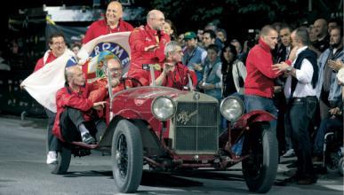 Mille Miglia, la competición italiana por excelencia