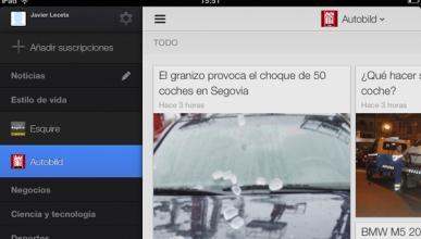 Auto bild Google Currents