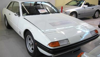 El Ferrari 365 GT4 de Bill Cosby sale a subasta en eBay