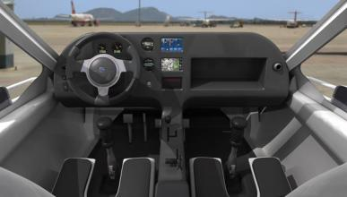 'Spirit of LeMons': un avión transformado en coche legal