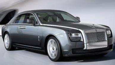 ¿Un SUV de Rolls-Royce?