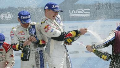 Latvala consigue la victoria en el Rally Acrópolis 2013