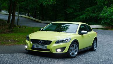 El último Volvo C30, premio en un concurso de Twitter