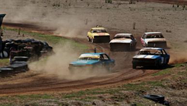 Un piloto de la NASCAR muere en una carrera