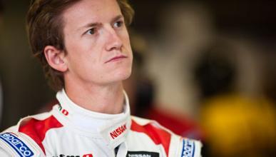 "Lucas Ordoñez: ""mi sueño es correr Le Mans en LMP1"""