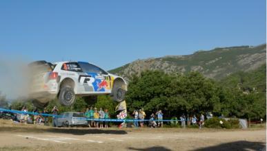Ogier, más líder en el Rally de Italia-Cerdeña 2013