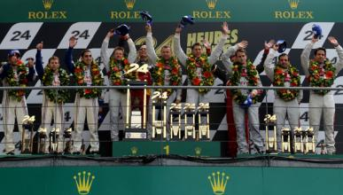 24 Horas de Le Mans 2013: Audi gana, Gené tercero