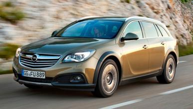 Opel Insignia Country Tourer, Opel, Insignia