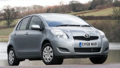Toyota llama a revisión 185.000 vehículos en todo el mundo