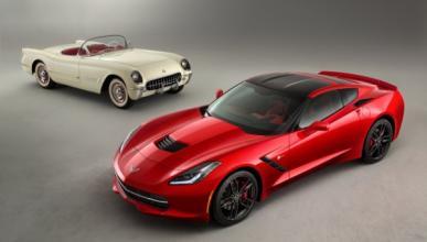 Corvette aniversario