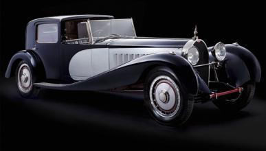 Bugatti Type 41 Royale delantera