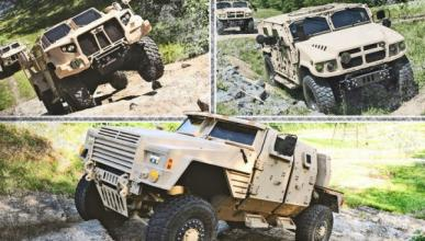 Sucesores Humvee: Oshkosh, AM General y Lockheed Martin