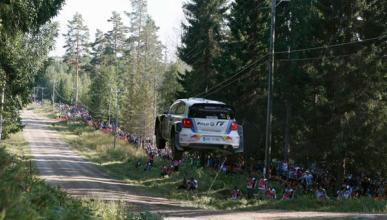 Rally Finlandia 2013: Ogier, el 'monstruo' del 1000 lagos
