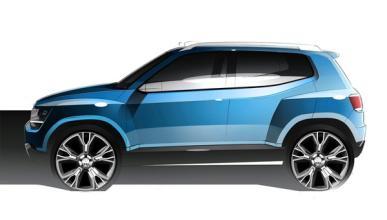 Así es la copia china del Volkswagen Taigun