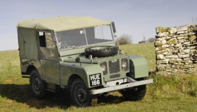 Land Rover Serie 1 Richard Hammond